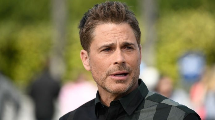rob lowe getty images