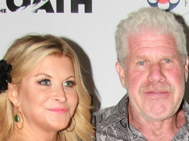 'Sons of Anarchy' Star Ron Perlman Spotted Kissing 'StartUp' Co-Star Allison Dunbar