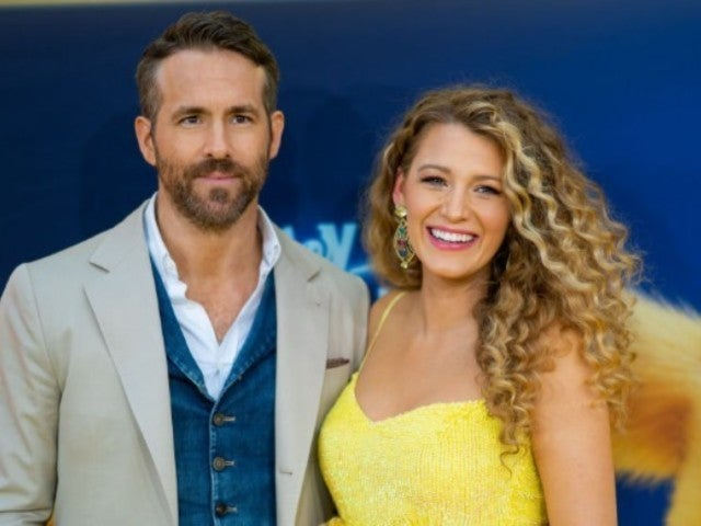 See Blake Lively and Ryan Reynolds After Their Baby No. 3 Reveal