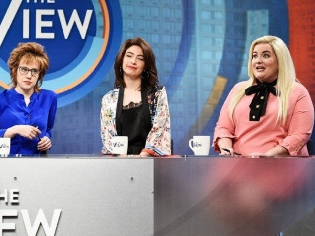 'SNL' Blisters Meghan McCain's Victimhood in New 'The View' Sketch