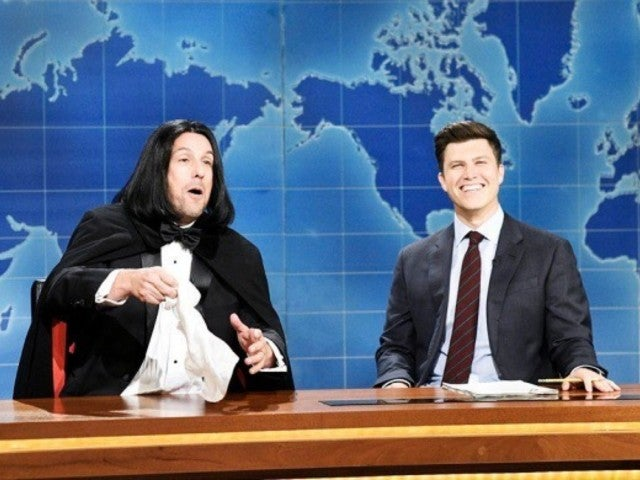 'SNL': Seth Rogen Reacts to Adam Sandler Making Fun of Him During Opera Man Skit