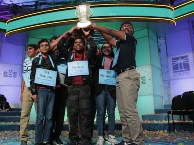 8 National Spelling Bee Co-Champions Crowned in Unprecedented Competition
