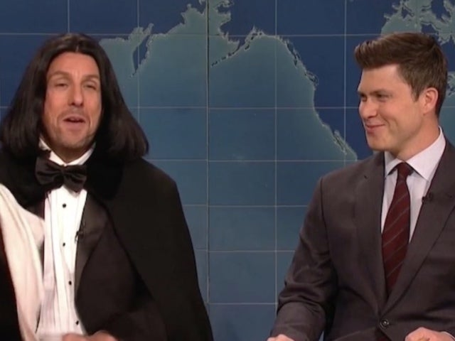 'SNL': Adam Sandler Brings Back Opera Man to Mock Donald Trump, 'Game of Thrones'