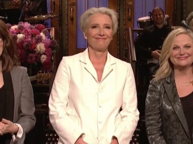 'SNL': Tina Fey and Amy Poehler Surprise With Some Mother's Day Tips With Emma Thompson