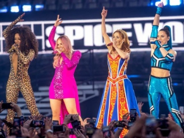 Spice Girls Strip Down, Take Shots to Celebrate Reunion Tour