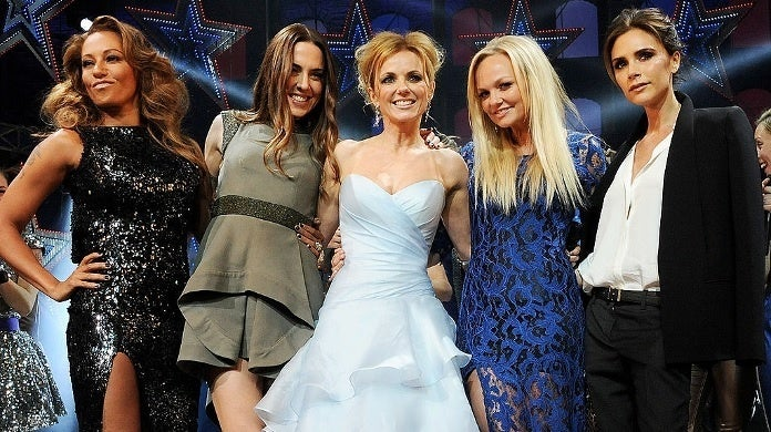 spice girls 2012 getty images