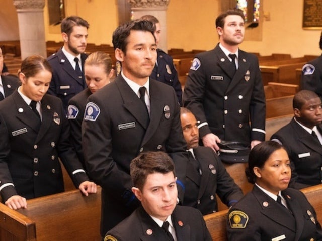 'Station 19': Major Character Gets Arrested in Season 2 Finale