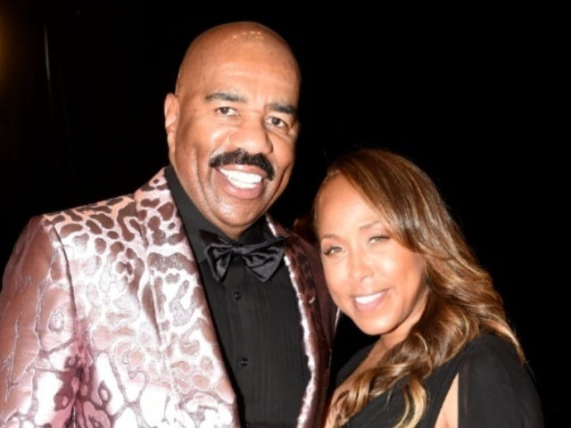 Marjorie Harvey Settles Divorce Rumors With Steve Harvey Once and for All
