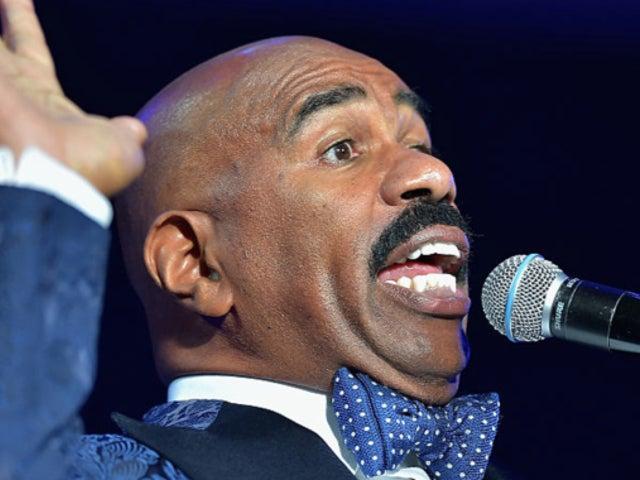 Steve Harvey Talk Show Canceled After 2 Seasons