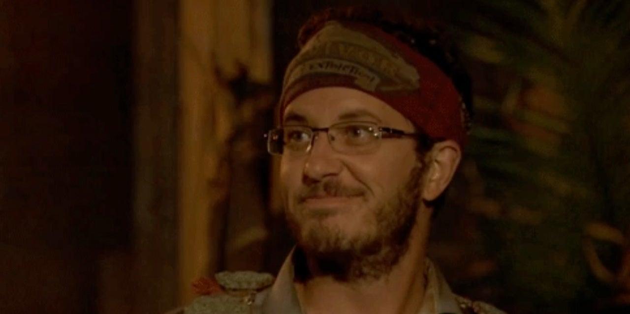 Survivor Rick Devens