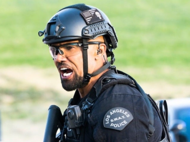 'S.W.A.T.': Shemar Moore Reunites With His On-Screen Family in New Behind-the-Scenes Video