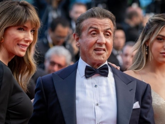 Sylvester Stallone's Daughter Sistine Stuns in Gown at Cannes Closing Ceremony