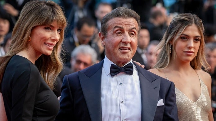 sylvester stallone sistine getty images cannes featured