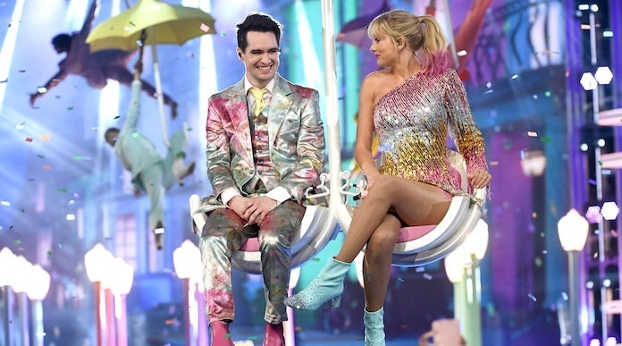 taylor-swift-brendon-urie-getty