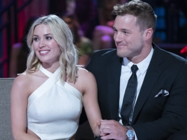 'Bachelor' Couple Colton Underwood, Cassie Randolph Teases 'DWTS' Appearance