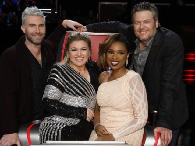 'The Voice': Jennifer Hudson Reacts to Adam Levine's Sudden Exit