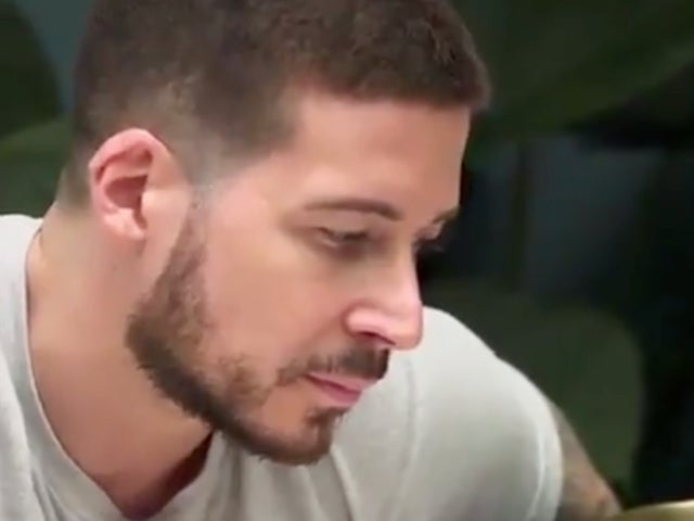 'Double Shot at Love': Vinny Guadagnino Not Sure How to Take Odd Statement From Contestant