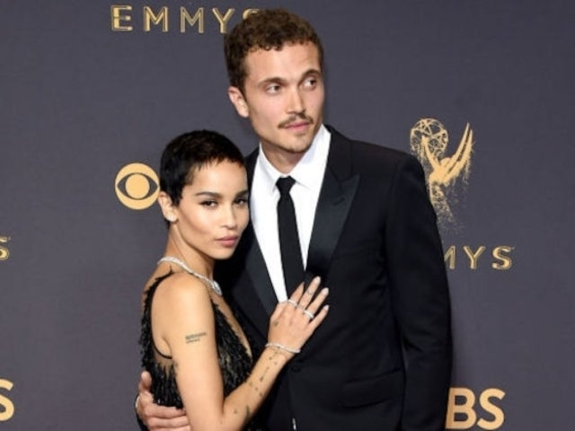 'Big Little Lies' Star Zoe Kravitz Marries Karl Glusman in Ceremony at Father Lenny Kravitz's Paris Home