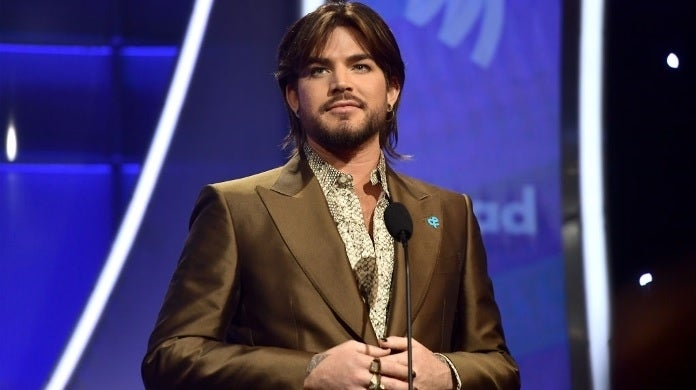 adam lambert getty images