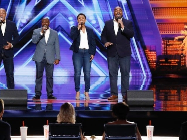 'America's Got Talent' Judges Wowed by Army Veterans Singing Group