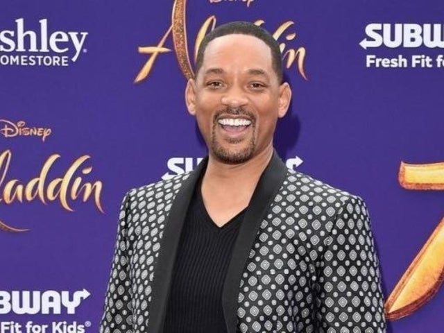 Will Smith Dressing in 'Aladdin' Drag Has Twitter Sounding Off