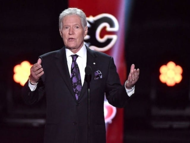 'Jeopardy' Host Alex Trebek Receives Standing Ovation During NHL Awards