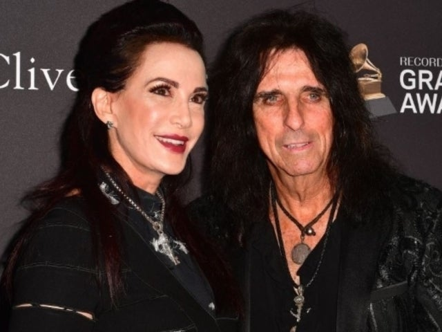 Alice Cooper Says He Has a Death Pact With His Wife: 'We Are Going to Go Together'
