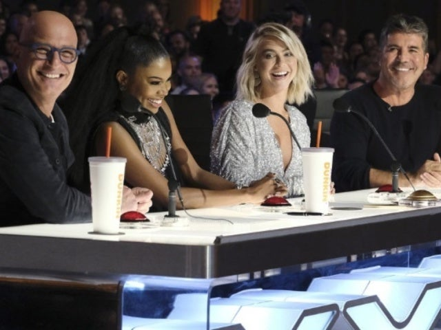 Watch 'America's Got Talent' Contestant Argue With Simon Cowell, Walk off Stage