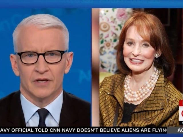 Anderson Cooper Gets Emotional During 'AC360' With Eulogy for Mother Gloria Vanderbilt