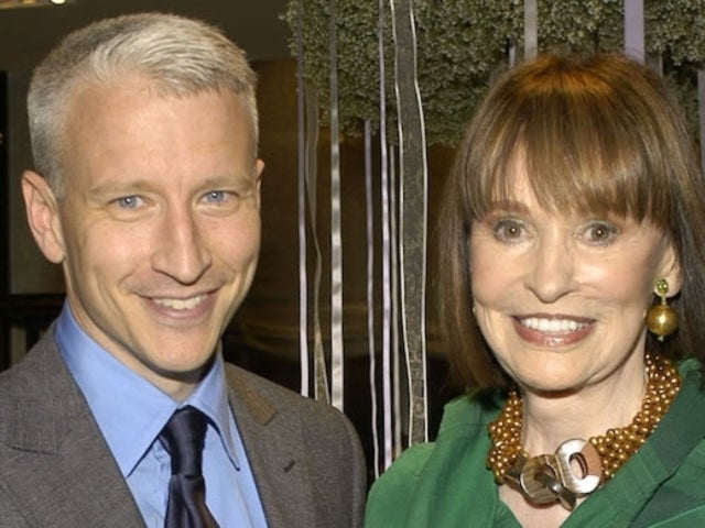 Here's What Gloria Vanderbilt Left Anderson Cooper After Her Passing