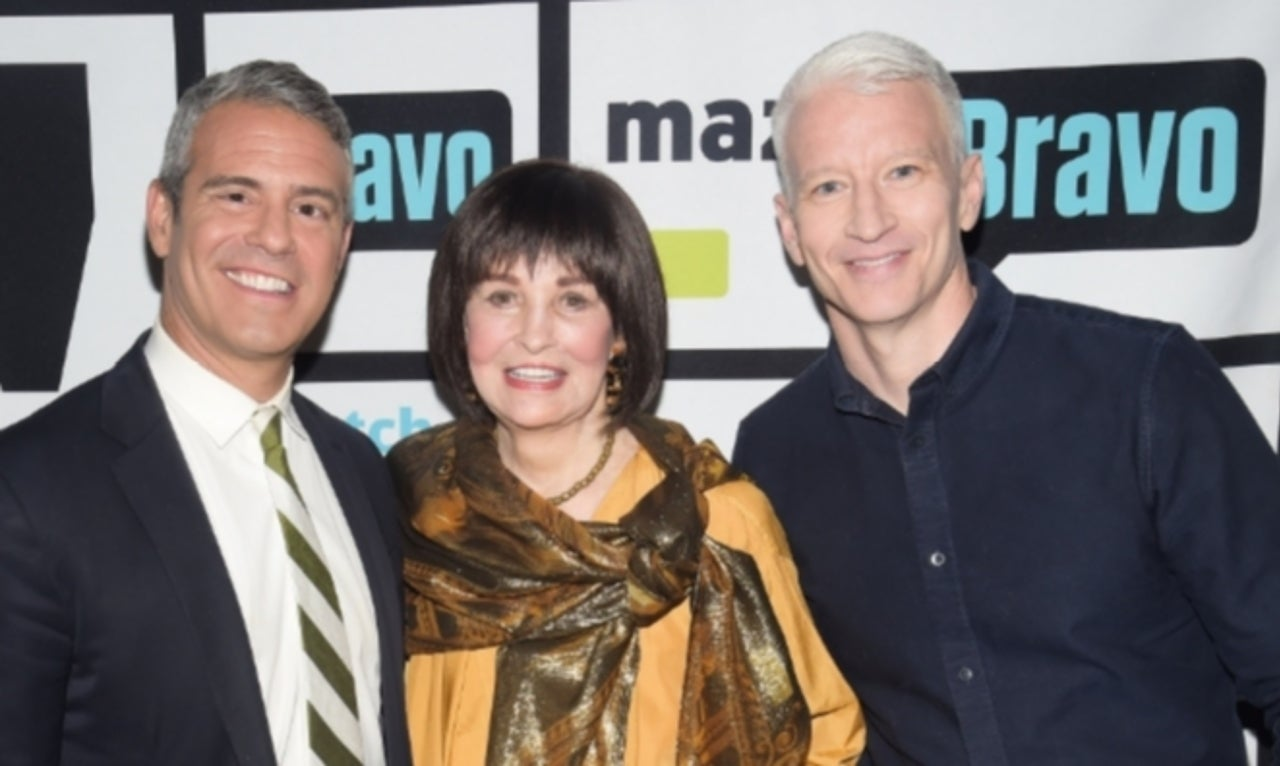 Andy Cohen Reveals Emotional Story About Anderson Cooper and