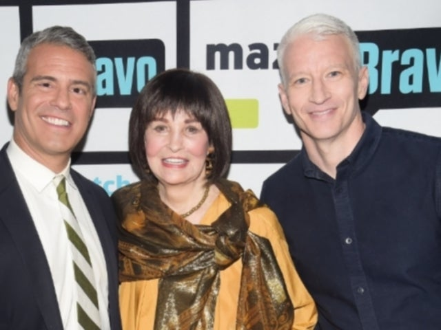Andy Cohen Reveals Emotional Story About Anderson Cooper and His Late Mom, Gloria Vanderbilt