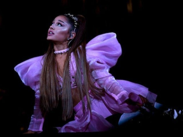 Ariana Grande Lets Her Hair Down, Takes Over Nashville Amid CMA Fest