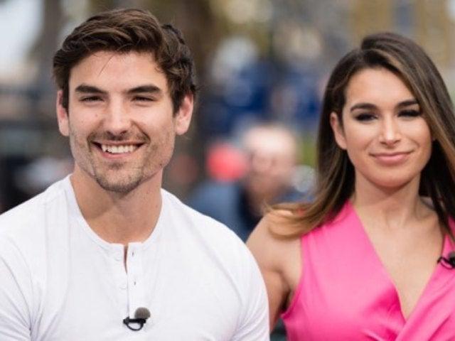 'Bachelor' Alums Ashley Iaconetti and Jared Haibon Tease 'American Idol' Star for Wedding