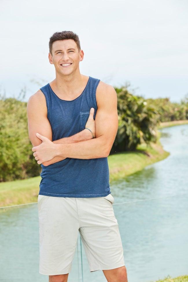 Bachelor in Paradise Blake Horstmann