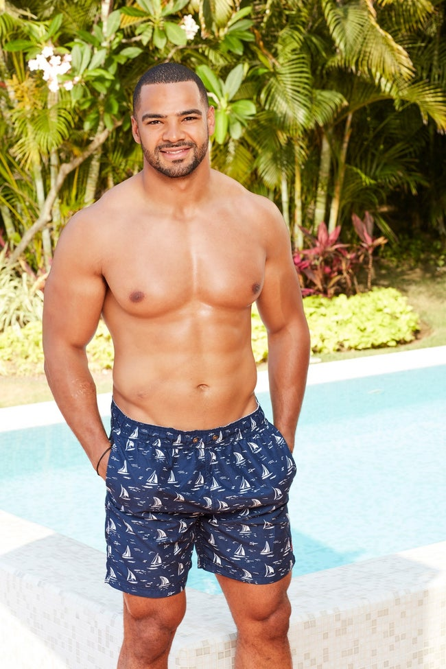 Bachelor in Paradise Clay