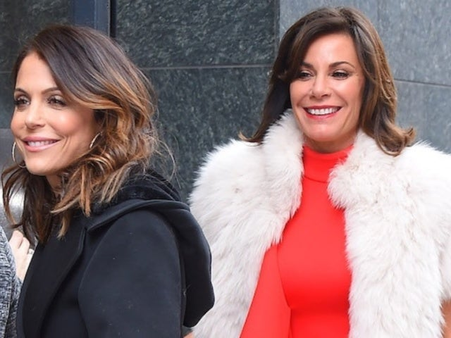 'RHONY' Star Luann de Lesseps Slams Bethenny Frankel Over Sobriety Comments