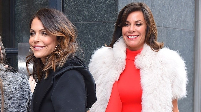 bethenny-frankel-luann-de-lesseps-getty