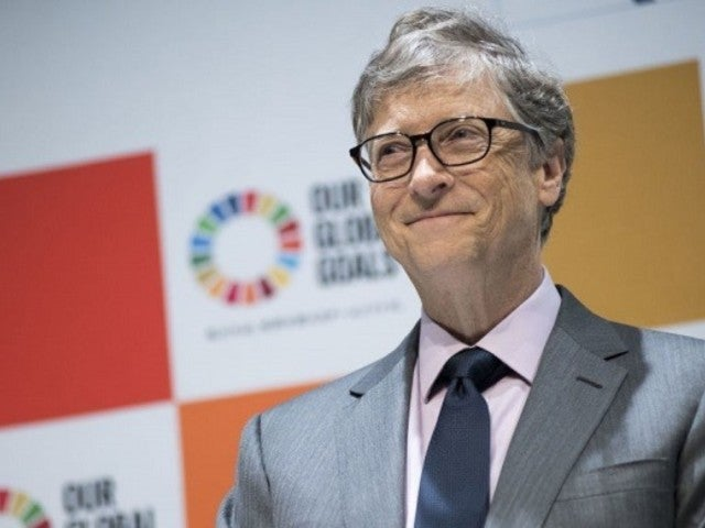 Bill Gates Steps Down From Microsoft Board to Focus on Philanthropy Efforts