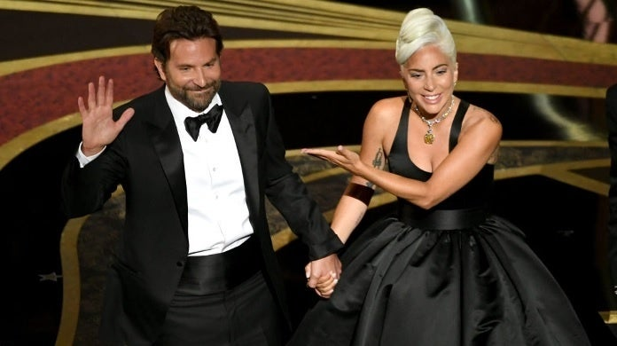 bradley cooper lady gaga getty images
