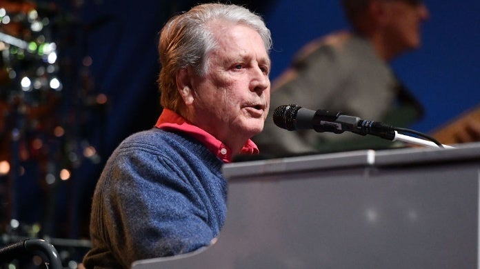 brian wilson getty images