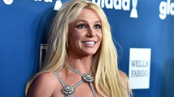 britney spears 2018 getty images