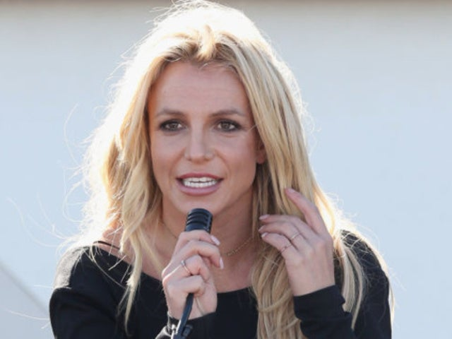 Britney Spears Hospitalized After Dancing Accident