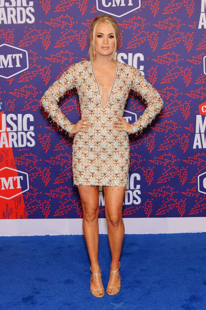 Carrie Underwood CMT Awards