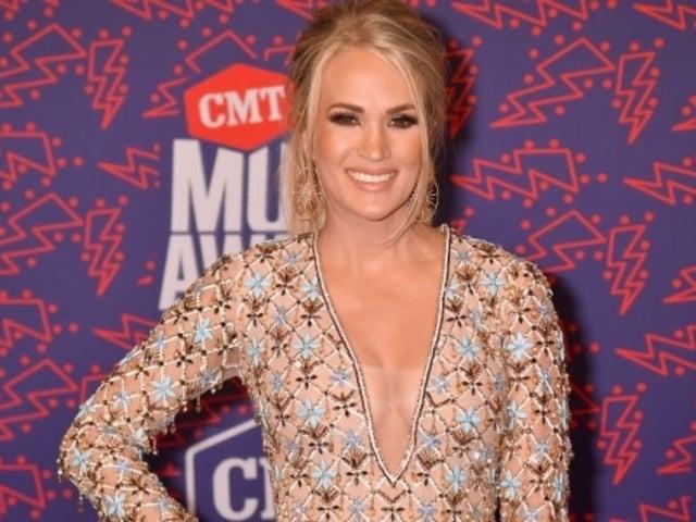 CMA Fest: Carrie Underwood Rocks Nissan Stadium in New Rehearsal Photo
