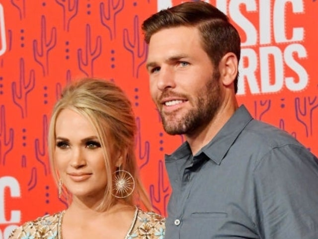 CMT Awards: Carrie Underwood Stuns on Red Carpet Alongside Husband Mike Fisher