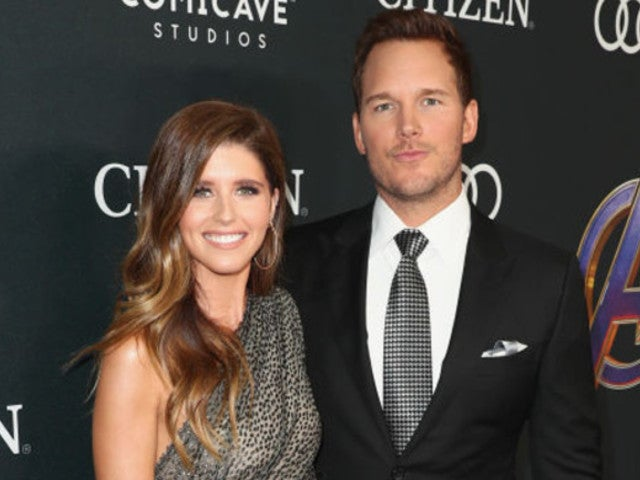 Katherine Schwarzenegger Posts Heartfelt Tribute to Chris Pratt in Father's Day Post