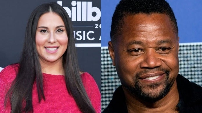 claudia oshry cuba gooding jr getty images