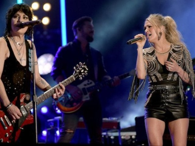 CMA Fest: Carrie Underwood Dishes on Surprise Joan Jett Collaboration