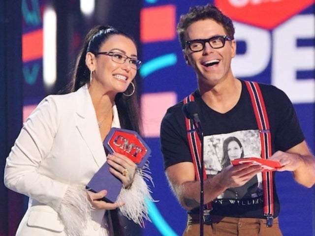 CMT Awards: Bobby Bones and JWoww Make Unlikely Pairing During Ceremony